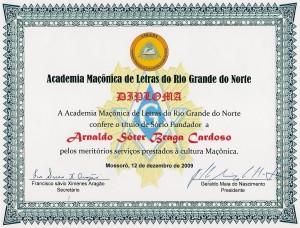 Diploma AMLERN
